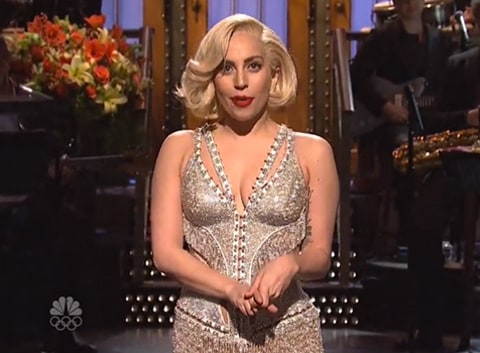 Lady Gaga Hosts SNL