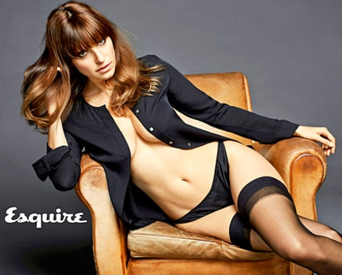 Lake Bell - Esquire