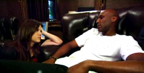 khloe and lamar still