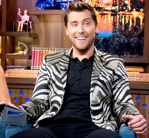Lance Bass on Watch What Happens Live