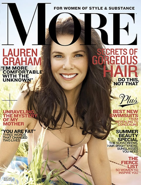 lauren graham more