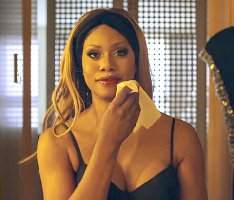 Laverne Cox - John Legend video