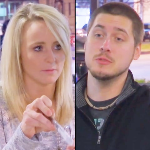 Leah Messer and Jeremy Calvert