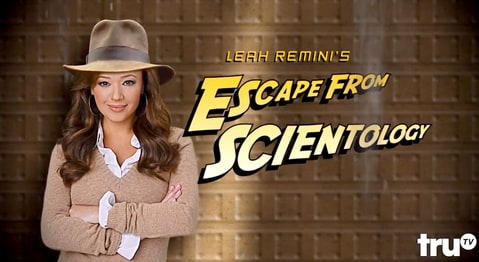 Leah Remini's Escape From Scientology.