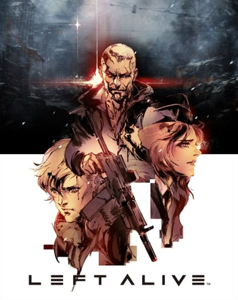 Left Alive concept art