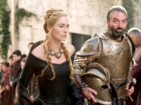Lena Headey as Cersei Lannister on 'Game of Thrones.'
