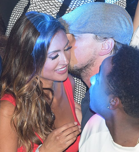 Katie Cleary and Leo