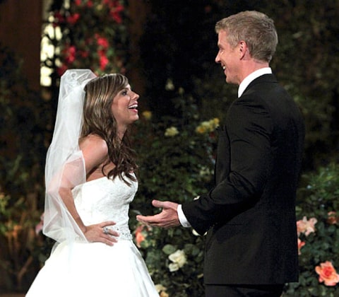 Bachelor - Sean and Linday