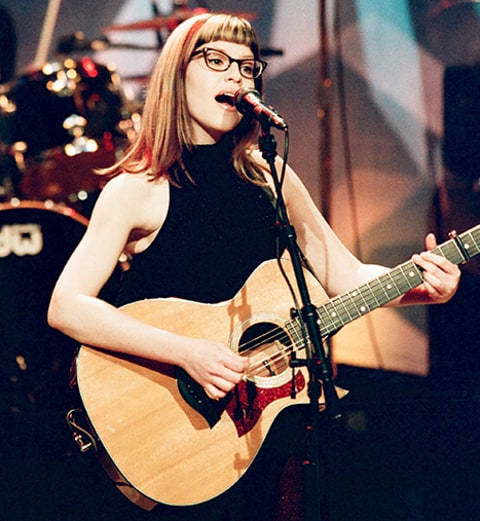 you said lisa loeb: