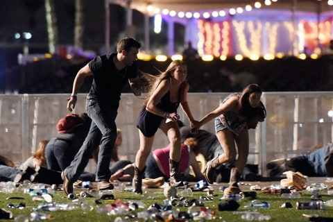 las vegas shooting route 91 harvest festival