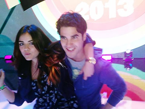 lucy hale and darren criss tca