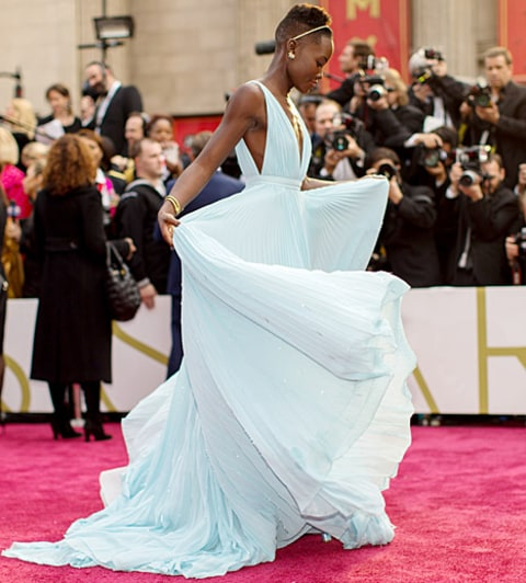 lupita red carpet