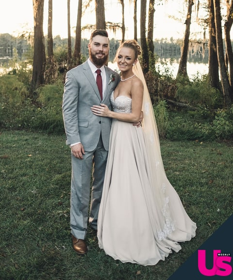 Inside Teen Mom Maci Bookout S Wedding To Taylor