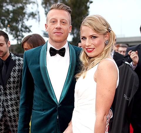 macklemore and fiance