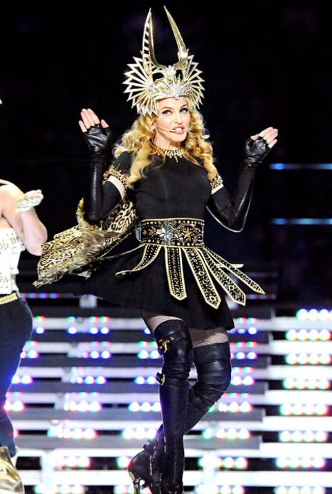madonna egyptian outfit