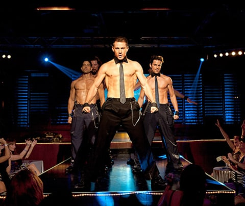 Magic Mike Movie Scene