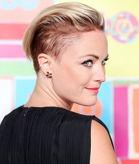 malin akerman hair from side