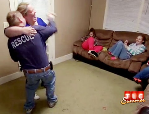 mama june and sugar bear dancing