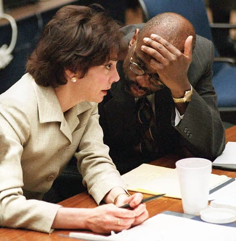 Marcia Clark Talks Reliving 'Nightmare' of OJ Simpson Trial on 'Ellen'