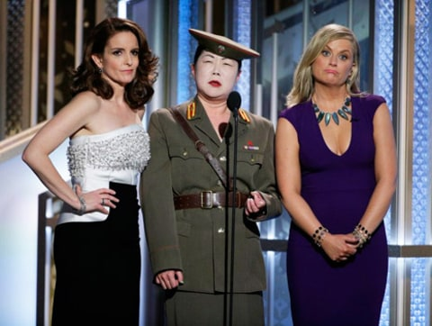 Tiny Fey, Margaret Cho, Amy Poehler