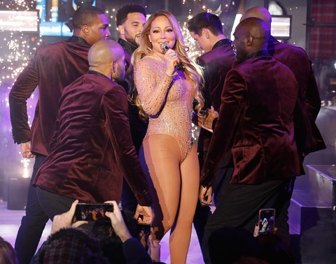 Mariah Carey Rep: Technical Problems Bungle New Year's Show