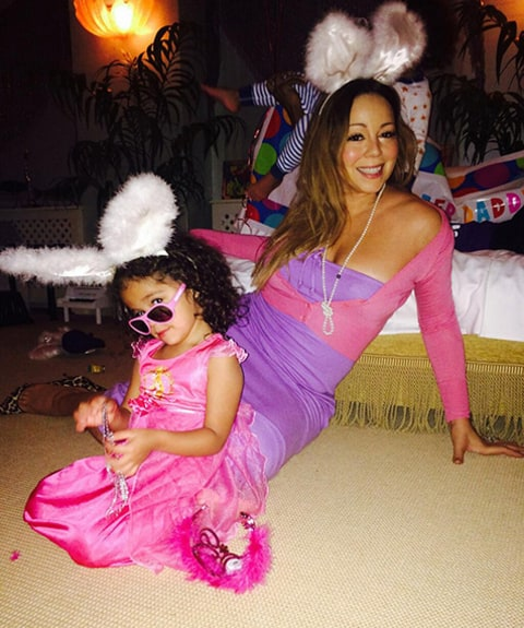 Mariah Carey Easter