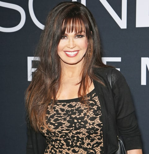 Marie Osmond attends the premiere of Universal Pictures'