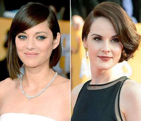 marion cotillard and michelle dockery