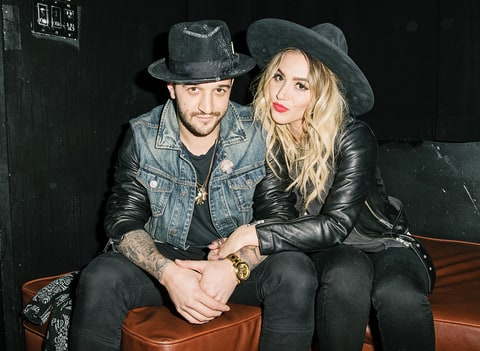 Mark Ballas and BC Jean of 'Alexander Jean'