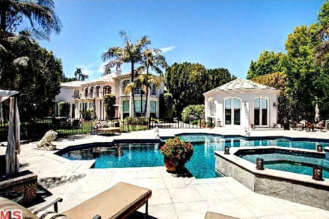 martin lawrence house pool