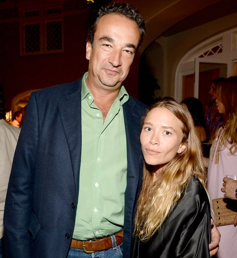 Olivier Sarkozy and Mary-Kate Olsen attend Apollo in the Hamptons 2015.