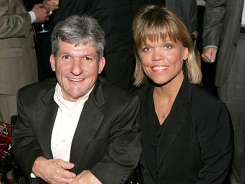 Matt and Amy Roloff