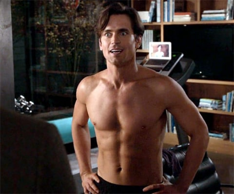 Matt Bomer - new normal