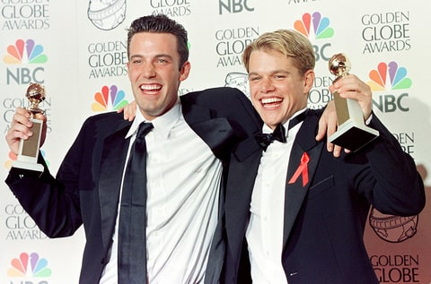 Ben Affleck Matt Damon 1998