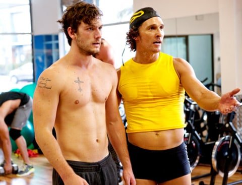 pettyfer and mcconaughey