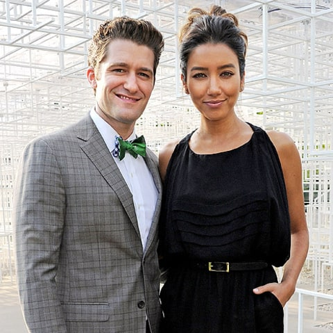 matthew morrison and renee