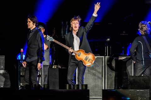 Paul McCartney, Neil Young Deliver Powerful Sets at Desert Trip Night 2 news