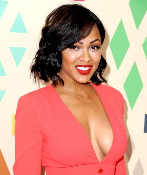 meagan good what s in my bag  us weekly