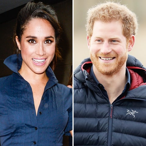 Meghan Markle Is Officailly A Part of Prince Harry's Royal Squad
