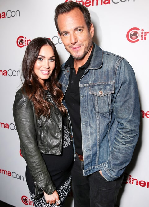 Megan Fox and Will Arnett