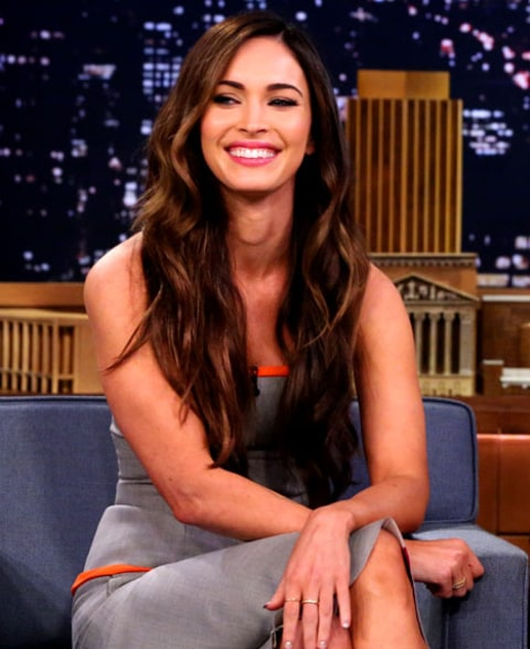 Megan Fox on Tonight Show