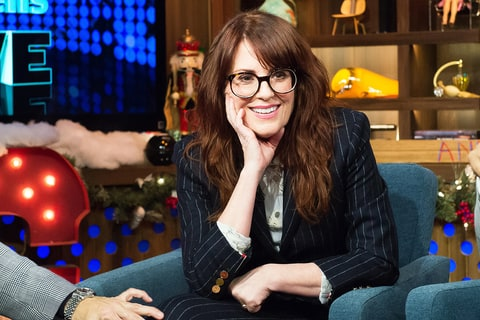 Megan Mullally Watch What Happens Live