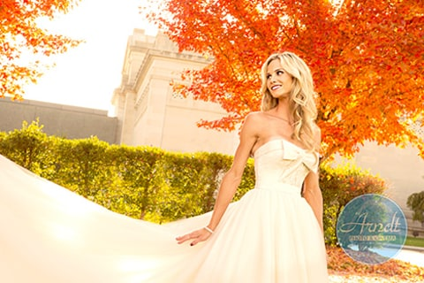 Rhoc S Meghan King Edmonds Was On Say Yes To The Dress