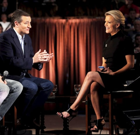Megyn Kelly Wore $1,100 Prada Shoes to Interview Ted Cruz ...