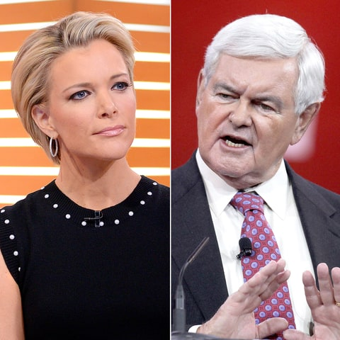 Newt Gingrich says Megyn Kelly is 'obsessed with sex'