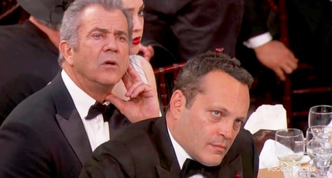 Image result for vince vaughn golden globes