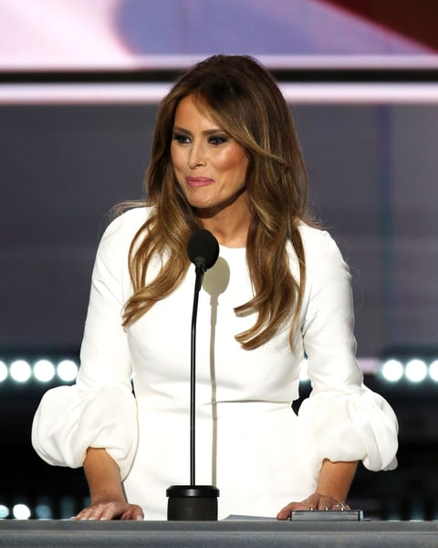 Donald Trump's wife plagiarises Michelle Obama's 2008 convention speech
