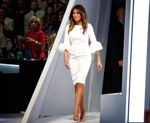 Donald Trump's wife plagiarises Michelle Obama's 2008 convention speech