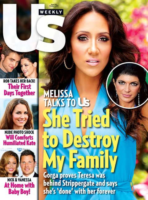 Melissa Us Cover
