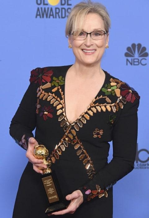 Donald Trump Slams Meryl Streep's Golden Globes Speech